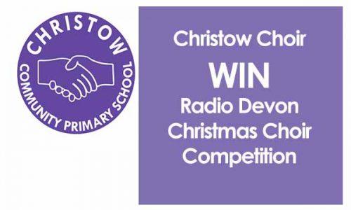 choir win radio devon competition